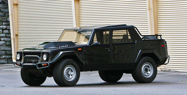 How Much Does A Monster Truck Cost >> Why The Lambo LM-002 Is The Ultimate Winter Car