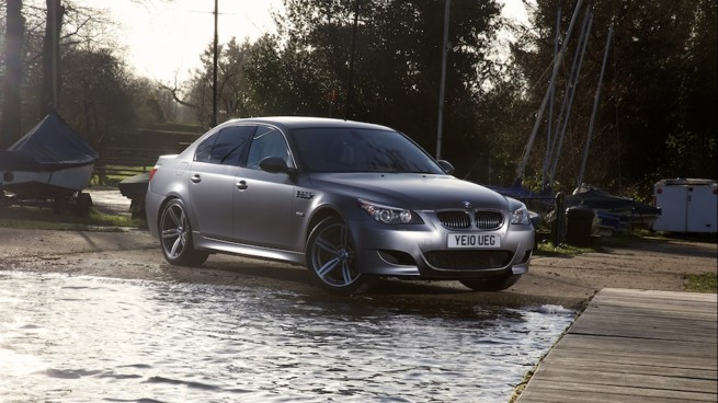 why the e60 bmw 5 series is prettier than we give it