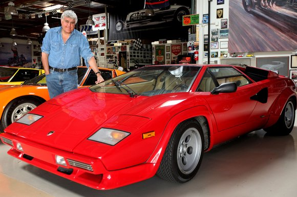 Jay Leno Car: 5 Cool Cars You'll Find In Jay Leno's Garage