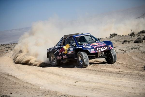 Dakar Rally 2013 The Red Bull Highlights