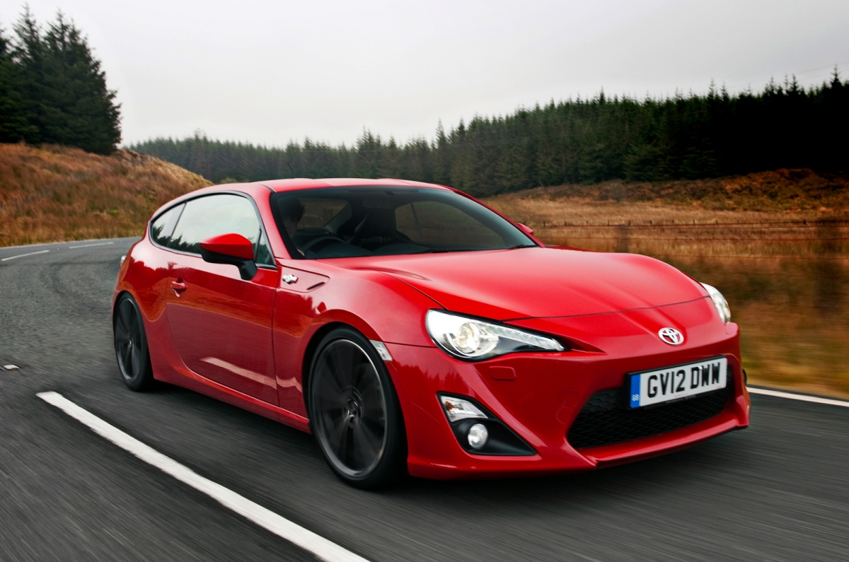 Toyota GT86 Shooting Brake: The '86 You'll Never Admit To ...