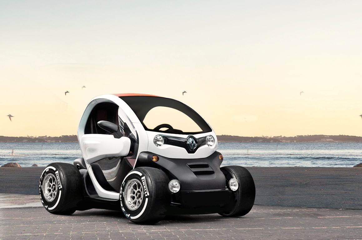 The F1 Inspired Renault Twizy For The Modern City Man