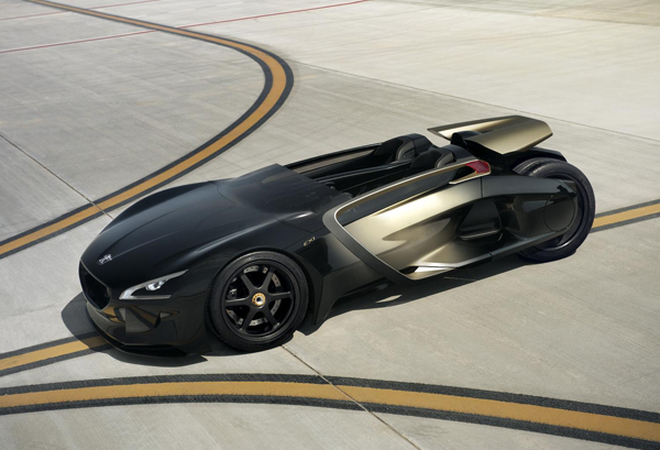 Built to celebrate the marque\u0027s 200th anniversary the EX1 Concept\u0027s seats are integrated into the doors. Put simply when you open the door ... & 10 Cool Cars With Wickedly Pimping Doors