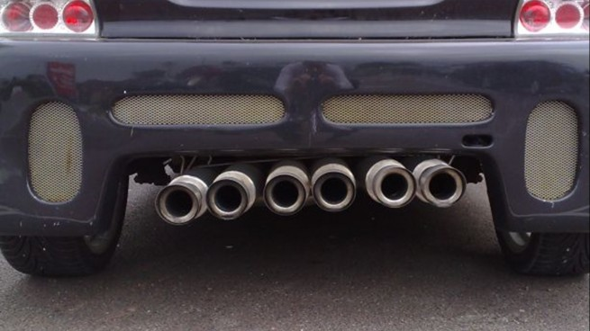 Bet You Can T Guess What Cars These 10 Exhausts Belong To