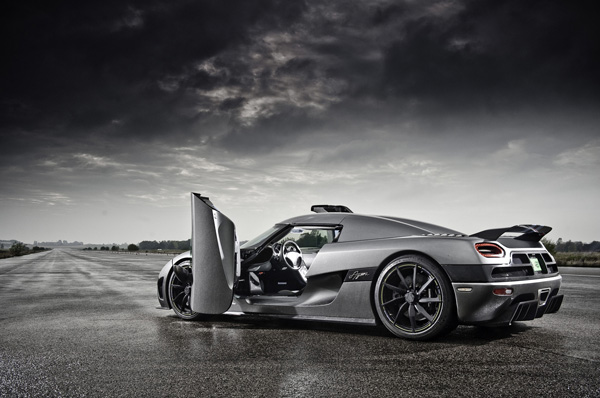 10 Cool Cars With Wickedly Pimping Doors