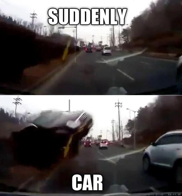 Funniest Car Meme Ever : Warning this is the world s scariest and most shocking