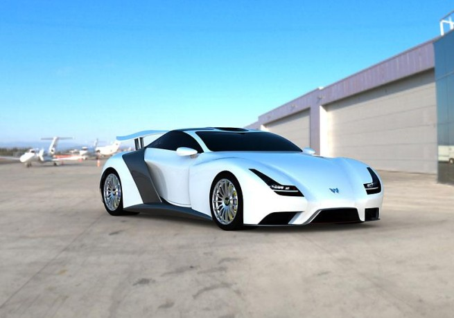 Can This New German Supercar Really Match The Veyron