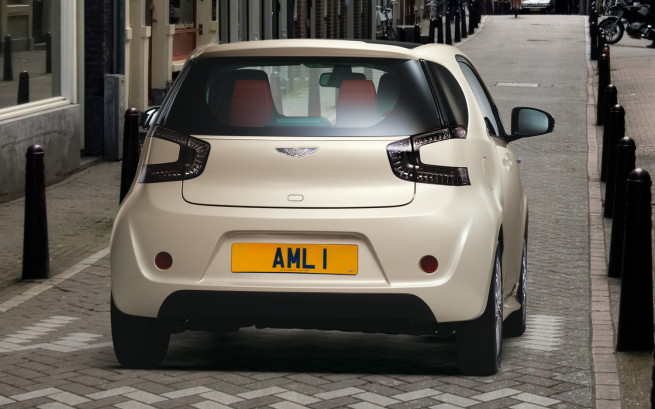 Why The Aston Martin Cygnet Is The World S Ugliest Car