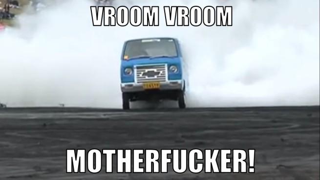 minivan meme 2017