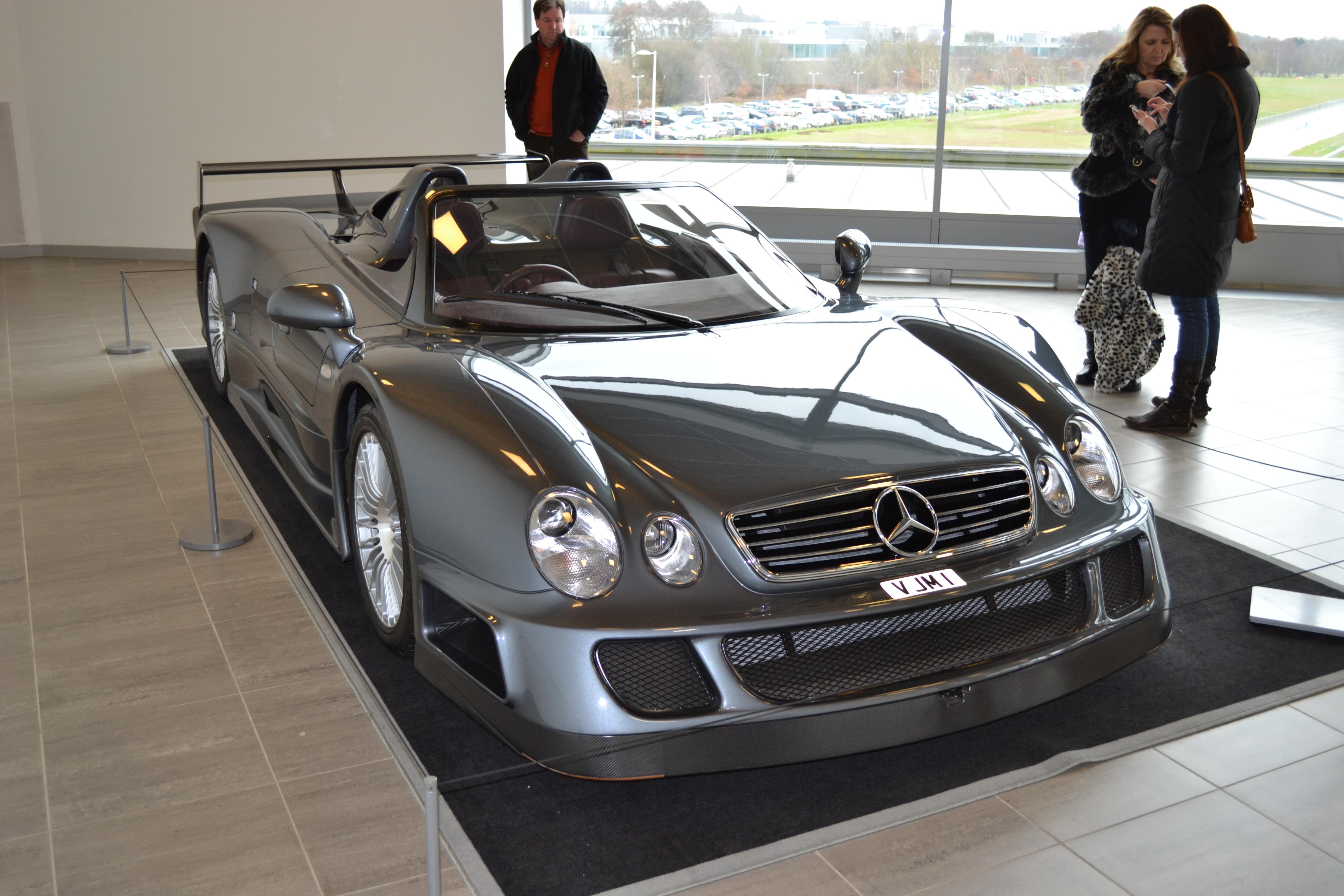 The Mystique Behind The Mercedes Clk Gtr