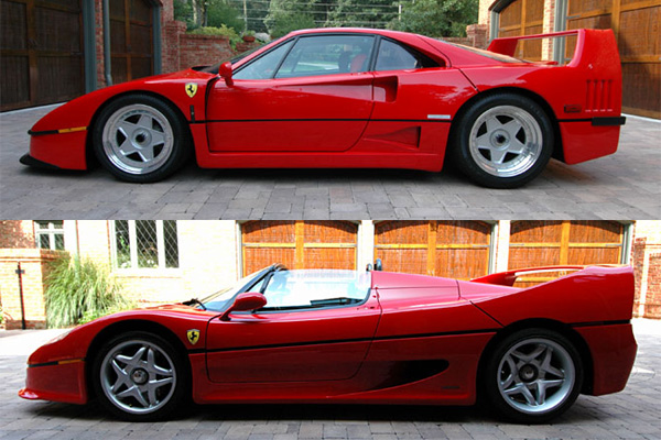 Why The Ferrari Is The World S Ugliest Car