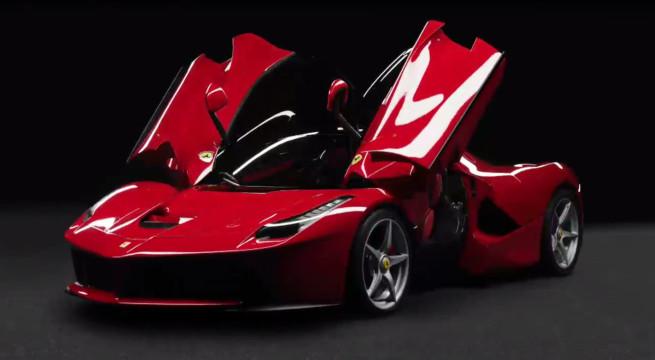 Laferrari Ferrari S New 163 1m Enzo Replacement