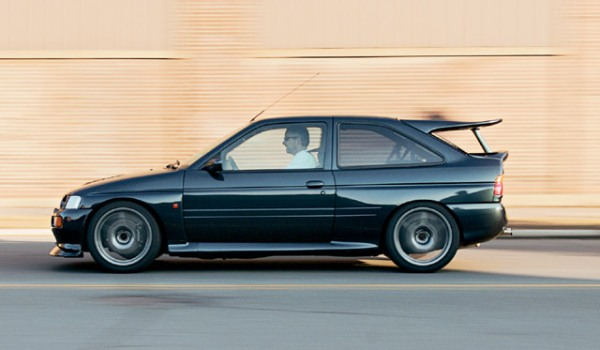 why the ford escort rs cosworth is a proper 90s hero. Black Bedroom Furniture Sets. Home Design Ideas