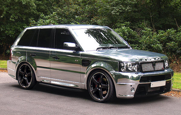 Truth About Cars Range Rover Sport