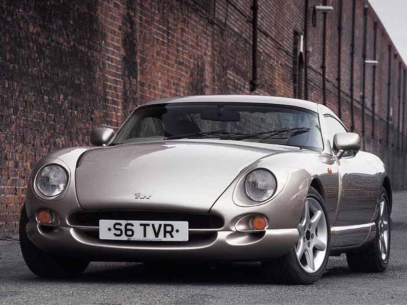 Why The Crazy Tvr Cerbera Is A Proper 90s Hero Car