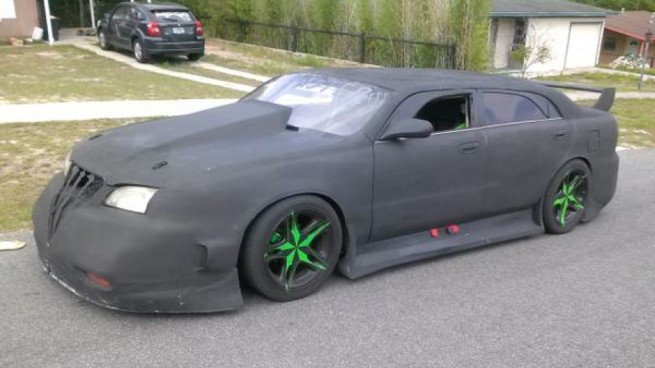 This Modified Monster Mazda Will Make Your Eyes Bleed