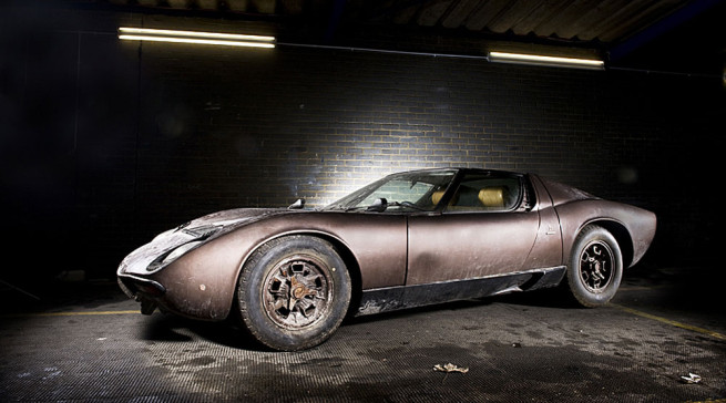 The World S Top 6 Most Expensive Abandoned Cars
