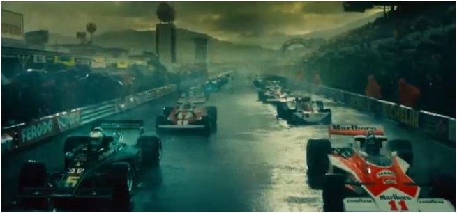 Rush Official Trailer Grid
