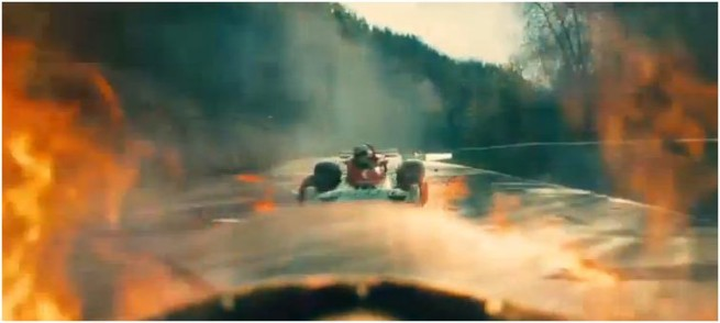 Rush Trailer Niki Lauda Crash