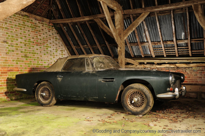 Top 10 Greatest Barn Finds In The World