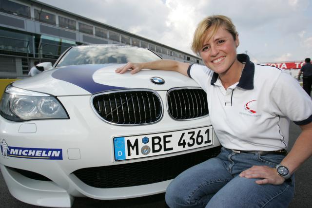 Sabine Schmitz - Ring Taxi