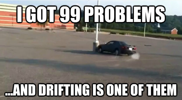 drift meme