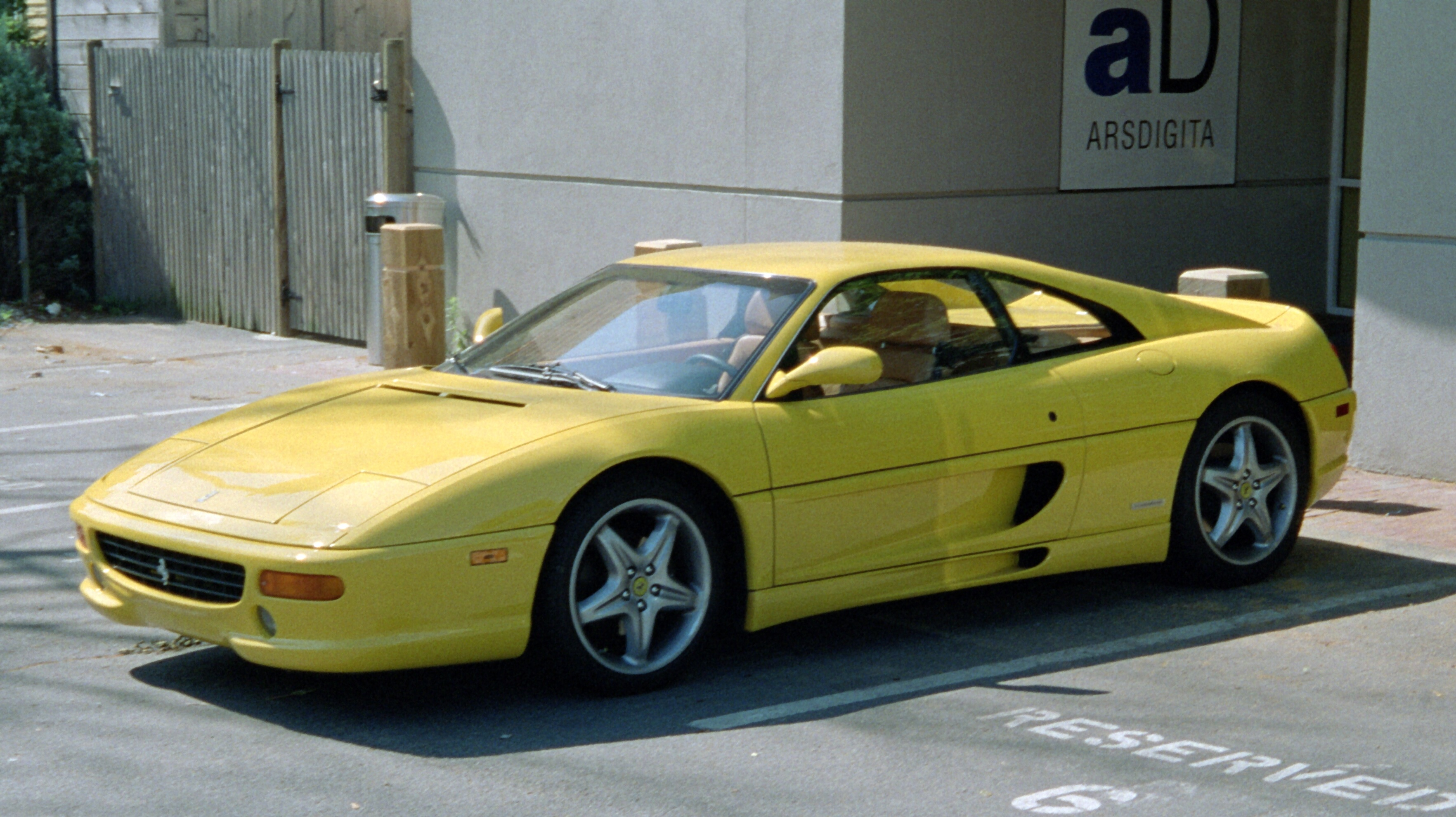 Why The Ferrari F355 Is A 90s Hero Car