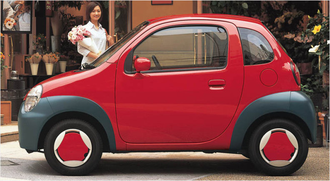 10 Crazy Japanese Kei Cars That Were Designed On Acid