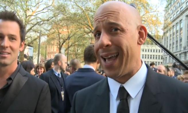Hell Nah Vin Diesel