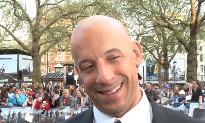 How Ya Doin Vin Diesel