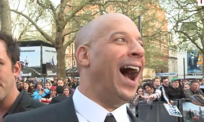 ROFL Vin Diesel