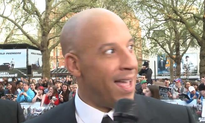 Stalker Eyes Vin Diesel