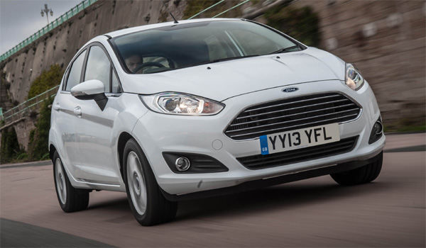 Meanwhile Ford is busy putting an Aston Martin grille on everything including the new Fiesta. Aston incidentally is still making the same car they made ... & Five Reasons Why Modern Cars Suck markmcfarlin.com