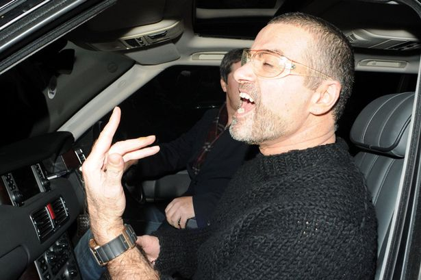 Crazy George Michael Jumped Out Of A Moving Range Rover