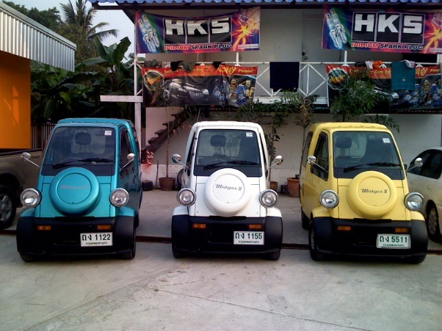 10 Crazy Japanese Kei Cars That Were Designed On Acid