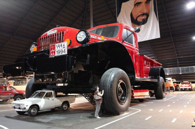 This Is The Most Extreme Car Collection In The World