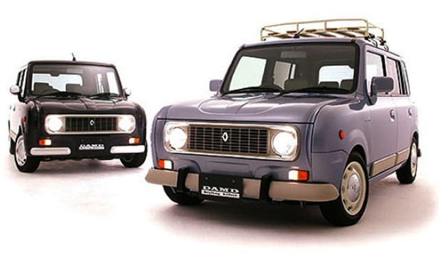 Crazy Japanese Kei Cars That Were Designed On Acid