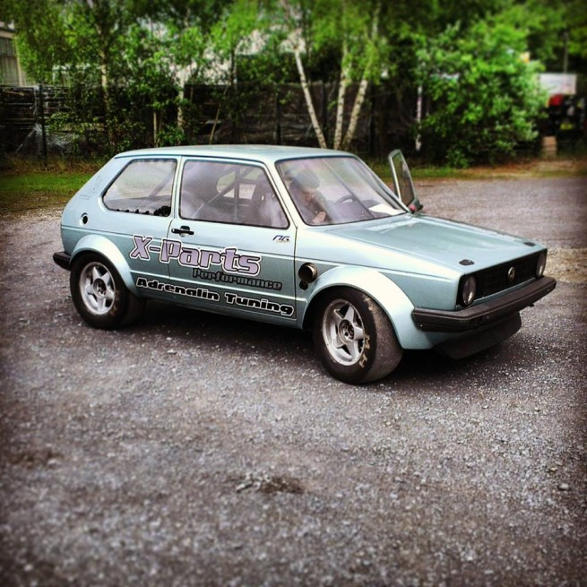 This 1000bhp Mk1 Golf Is The Most Insane Car You'll See