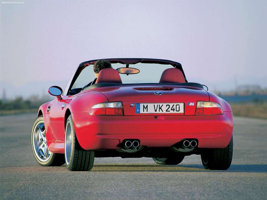 Bmw 2002 Sale >> Why The BMW Z3 M Is A Proper 90s Hero Car