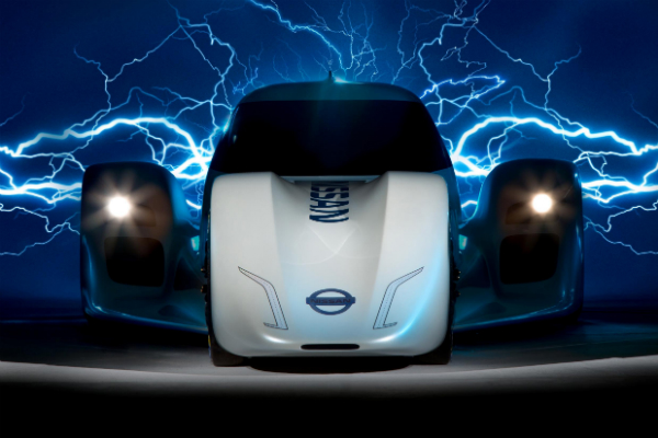 CT Nissan ZEOD 1