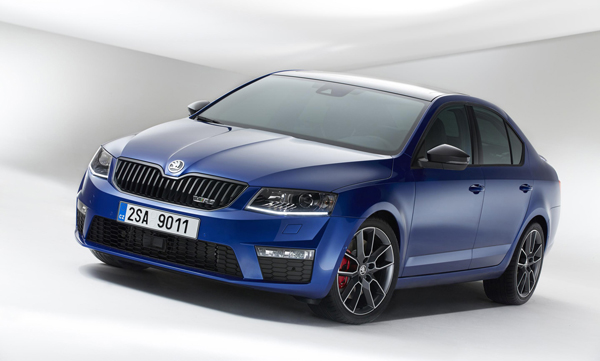Hot New Octavia Vrs Will Make You Say Gti Who