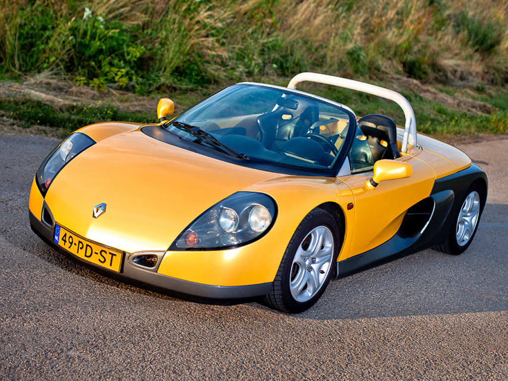 why the renault sport spider is a 90s hero car. Black Bedroom Furniture Sets. Home Design Ideas