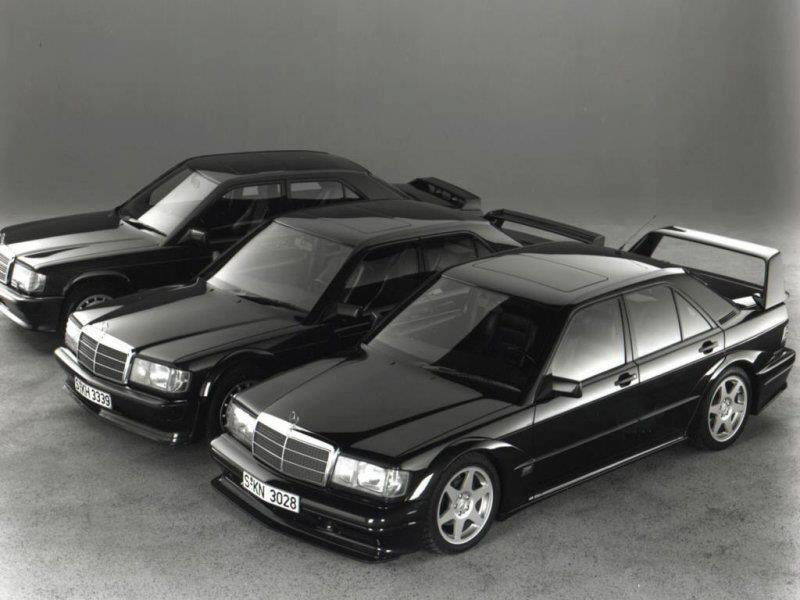 this is how the mercedes 190e took the super saloon fight to bmw. Black Bedroom Furniture Sets. Home Design Ideas