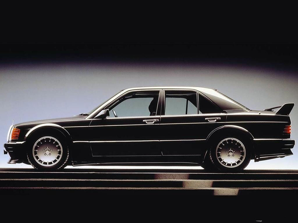 This Is How The Mercedes 190e Took The Super Saloon Fight