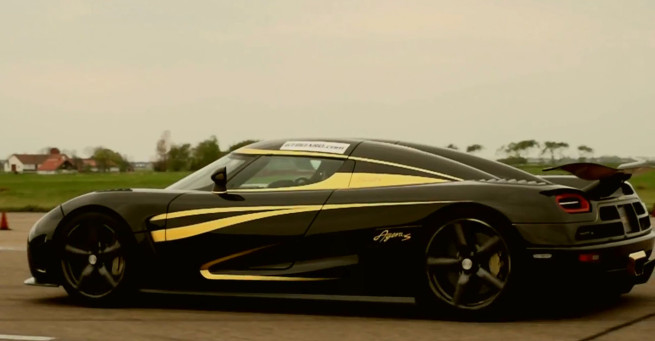 koenigsegg agera s vs bugatti veyron drag race place your bets. Black Bedroom Furniture Sets. Home Design Ideas