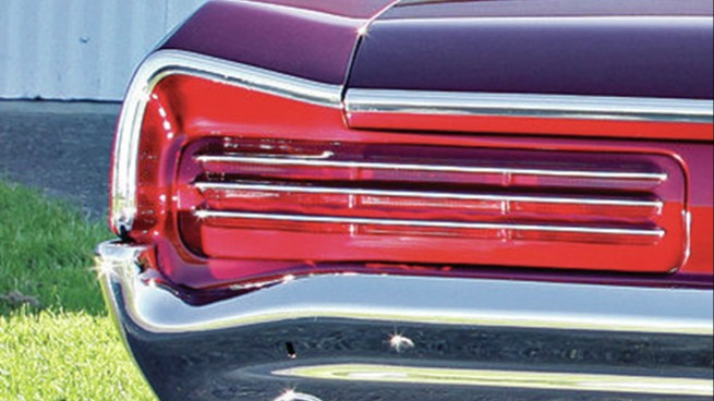 The Results Can You Identify These 10 Muscle Cars From Their Rear