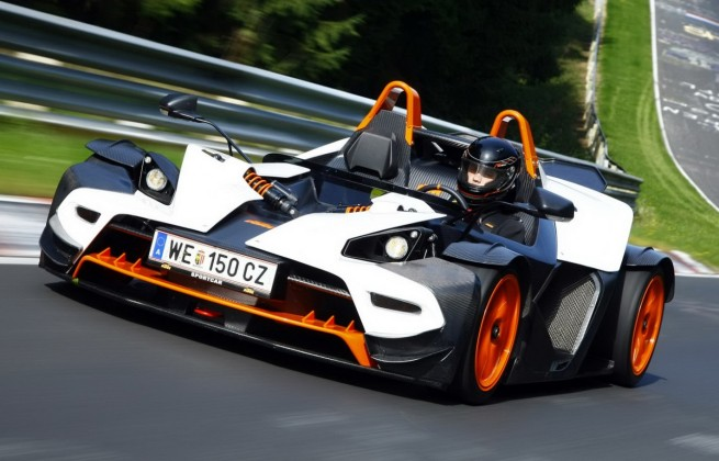 Supersonic Street Legal Race Cars That Will Make You Rethink Physics