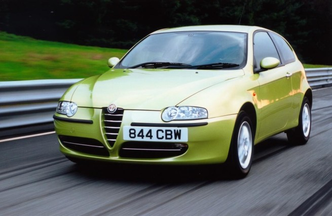 Alfa Romeo 147 (Image: Alfa Romeo)