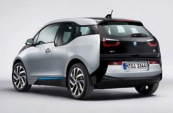 CT 2014 BMW i3 leak 2
