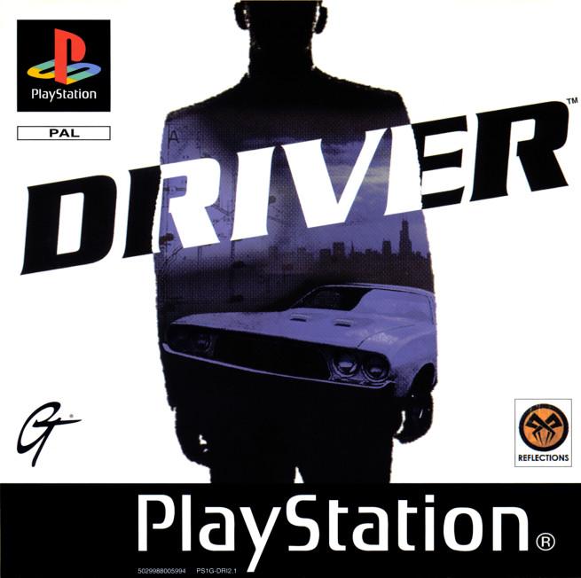 Driver box art